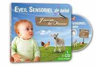 EVEIL SENSORIEL DE BEBE - J'ECOUTE LA FERME