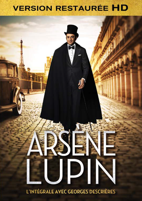 ARSENE LUPIN - INTEGRALE - 8 DVD