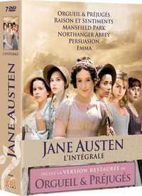 JANE AUSTEN - 7 DVD