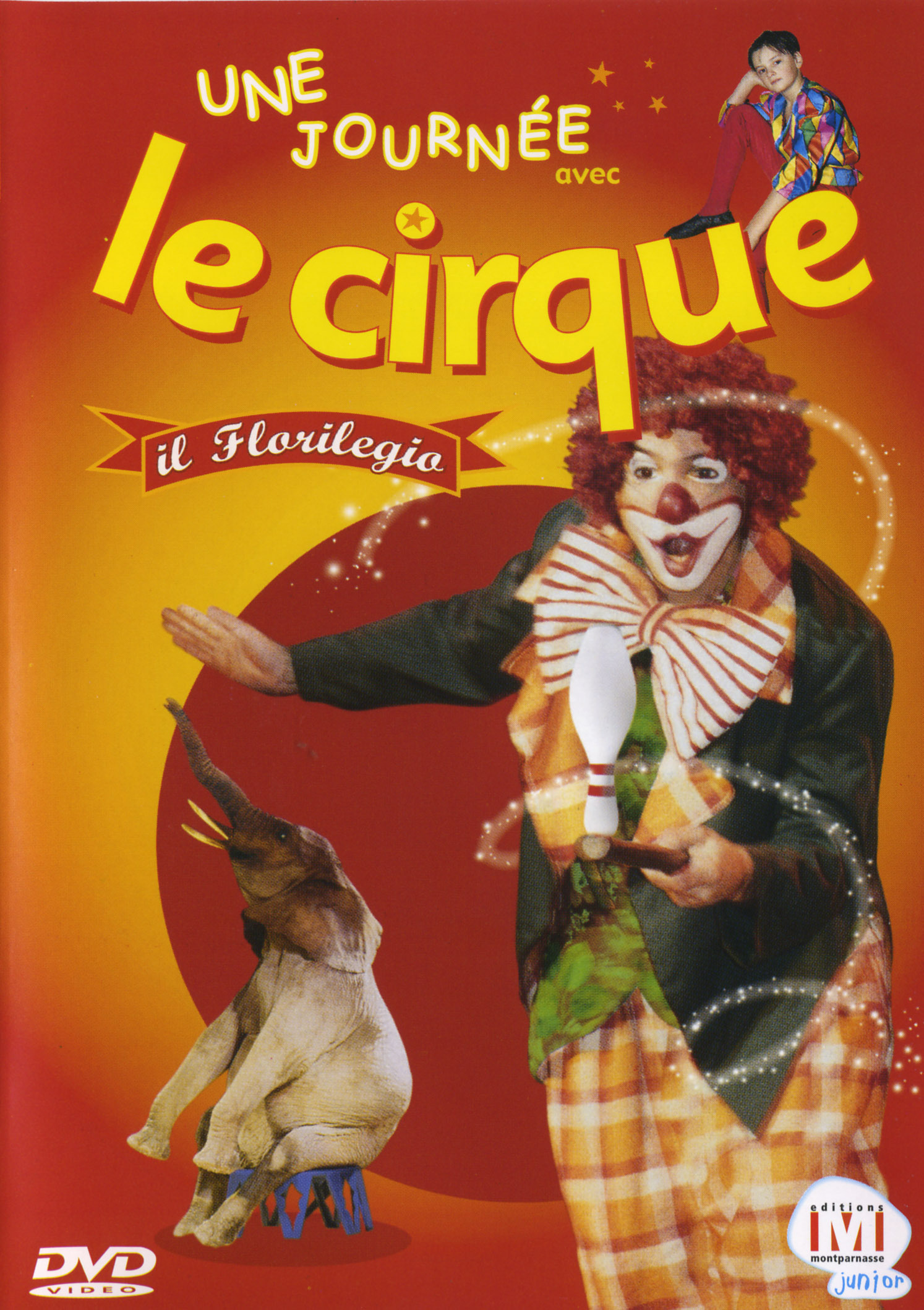 UNE JOURNEE AU CIRQUE - DVD