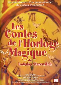 HORLOGE MAGIQUE - DVD  LES CONTES DE.