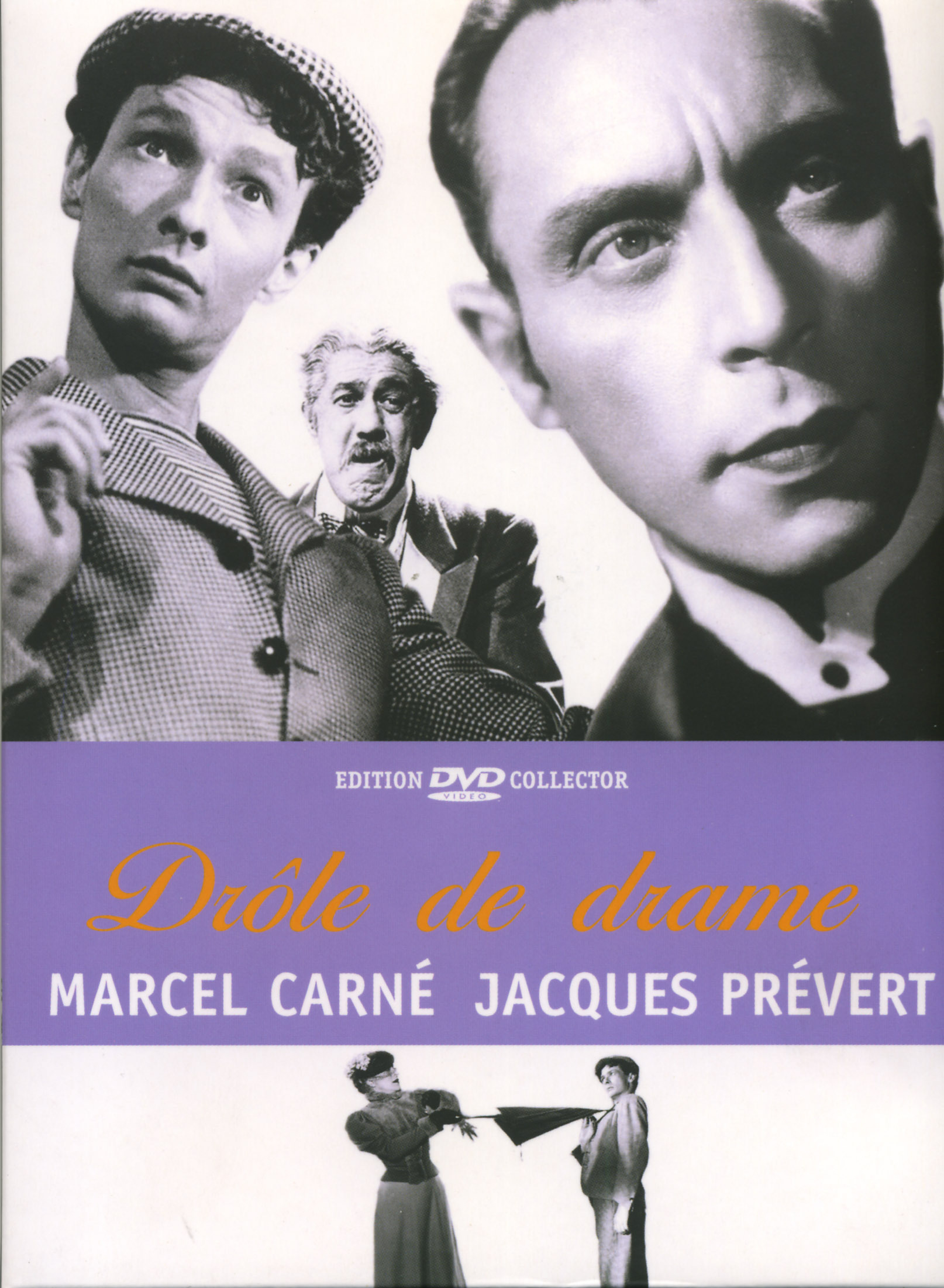 DROLE DE DRAME - DVDEDITION COLLECTOR