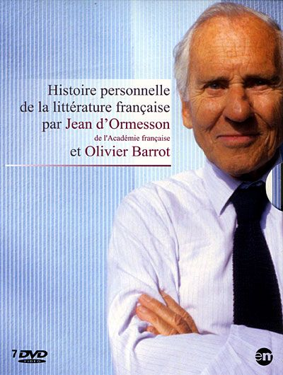 D ORMESSON JEAN - COFFRET 7 DVD