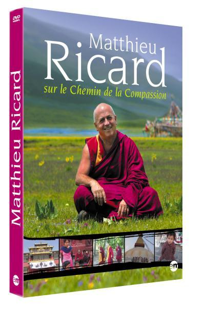 MATTHIEU RICARD SUR LES CHEMINS DE LA COMPASSION - DVD
