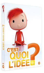 C'EST QUOI L'IDEE ? - DVD