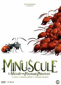 MINUSCULE LA VALLEE DES FOURMIS PERDUES - DVD