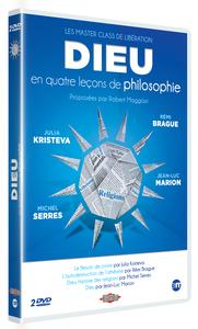 DIEU EN 4 LECONS DE PHILOSOPHIE - 2 DVD