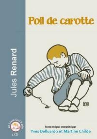 POIL DE CAROTTE / 1 CD