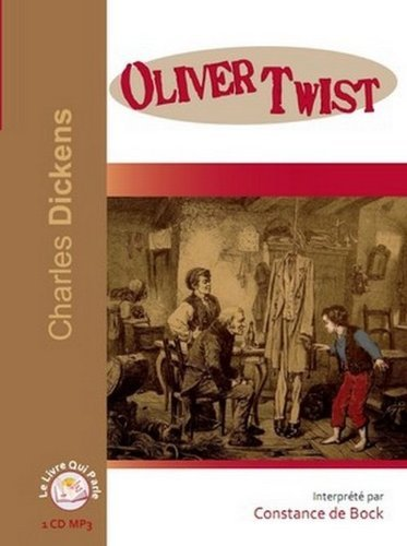 OLIVER TWIST / 1 CD MP3