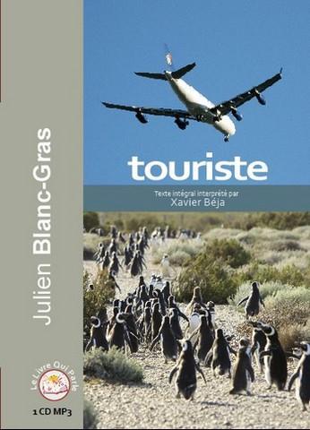 TOURISTE / 1 CD MP3