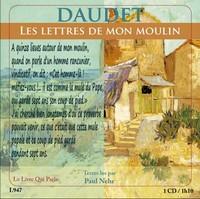 LES LETTRES DE MON MOULIN / 1 CD