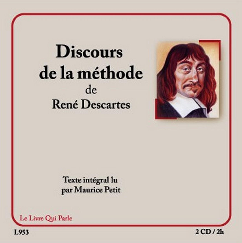 DISCOURS DE LA METHODE 2 CD