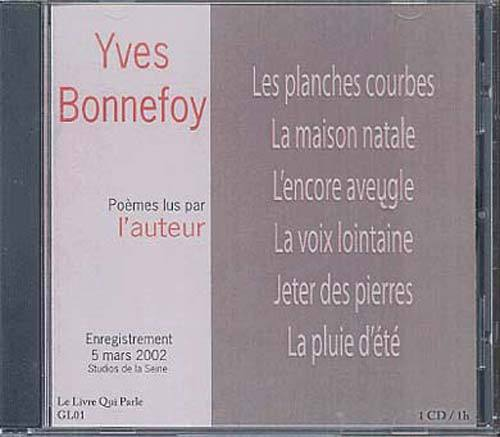 LES PLANCHES COURBES - POEMES / 1 CD