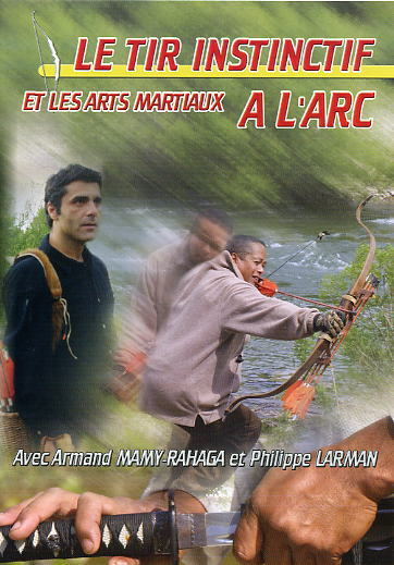 TIR INSTINCTIF A L'ARC - DVD