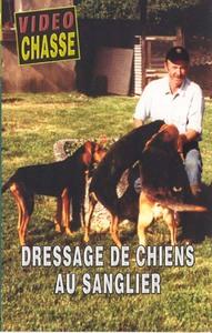 DRESSAGE CHIEN SANGLIER - DVD