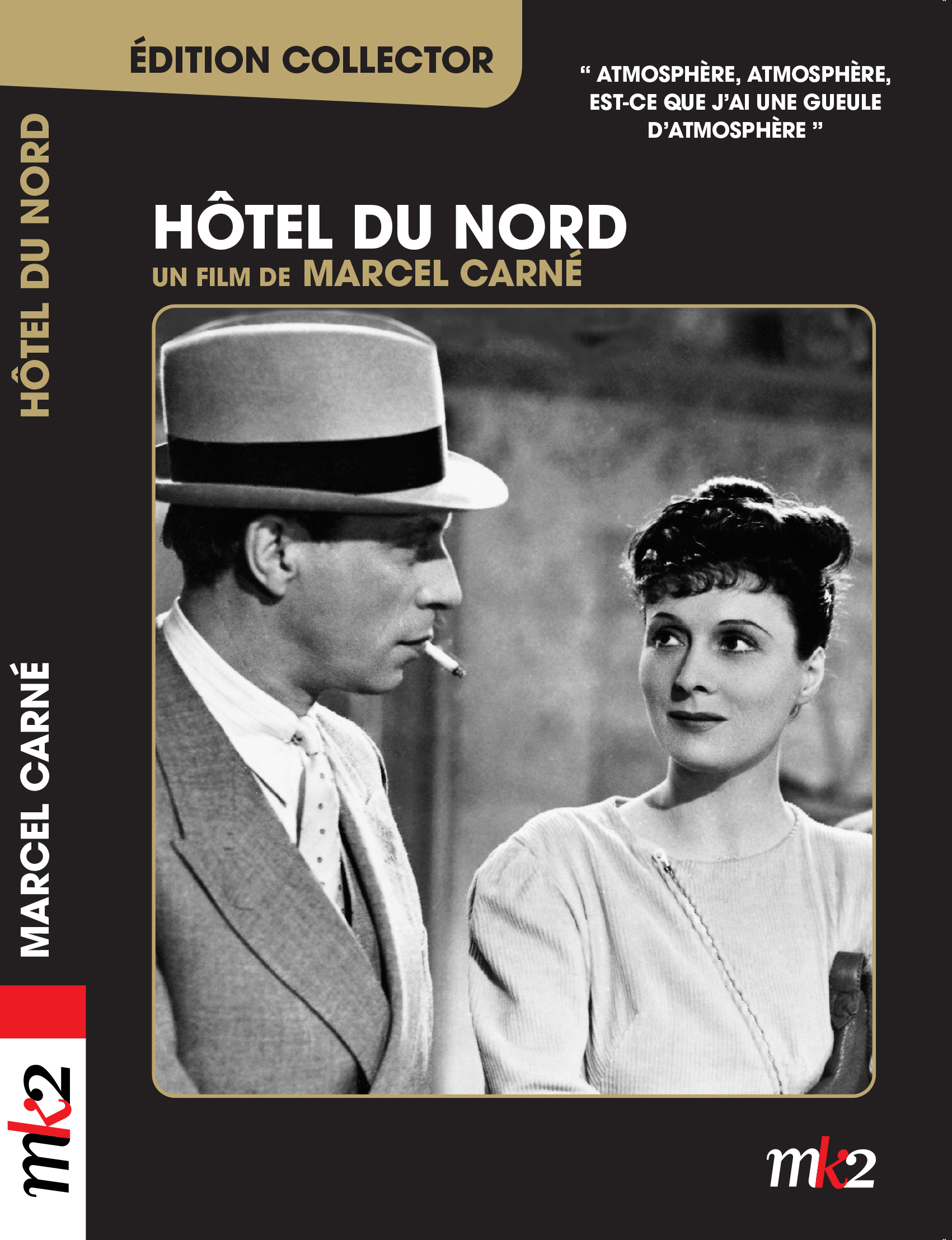 HOTEL DU NORD EDITION COLLECTOR - DVD