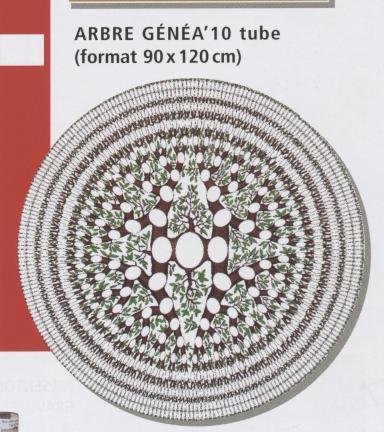 ARBRE GENEA 10