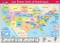 12.UNION EUROPEENNE/USA - MINI POSTER LE PETIT NICOLAS