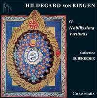 HILDEGARD VON BINGEN - CD