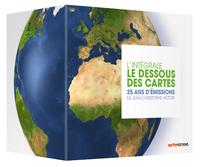 DESSOUS DES CARTES INTEGRALE S1 A S5 - 28 DVD