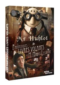 MR HUBLOT & LES FANTASTIQUES LIVRES VOLANTS - DVD