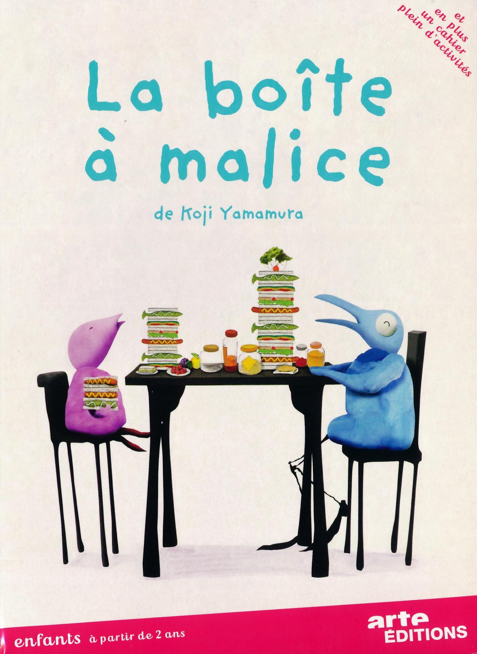 BOITE A MALICE (LA) - DVD