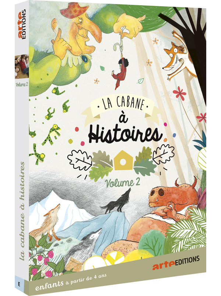 CABANE A HISTOIRES (LA) S1 V2 - DVD