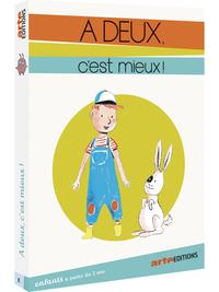 A DEUX C'EST MIEUX - DVD