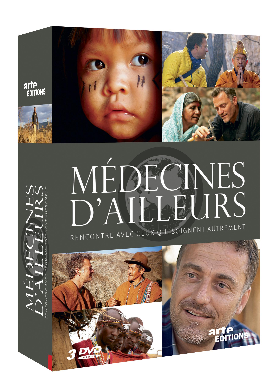 MEDECINES D'AILLEURS S1 - 3 DVD
