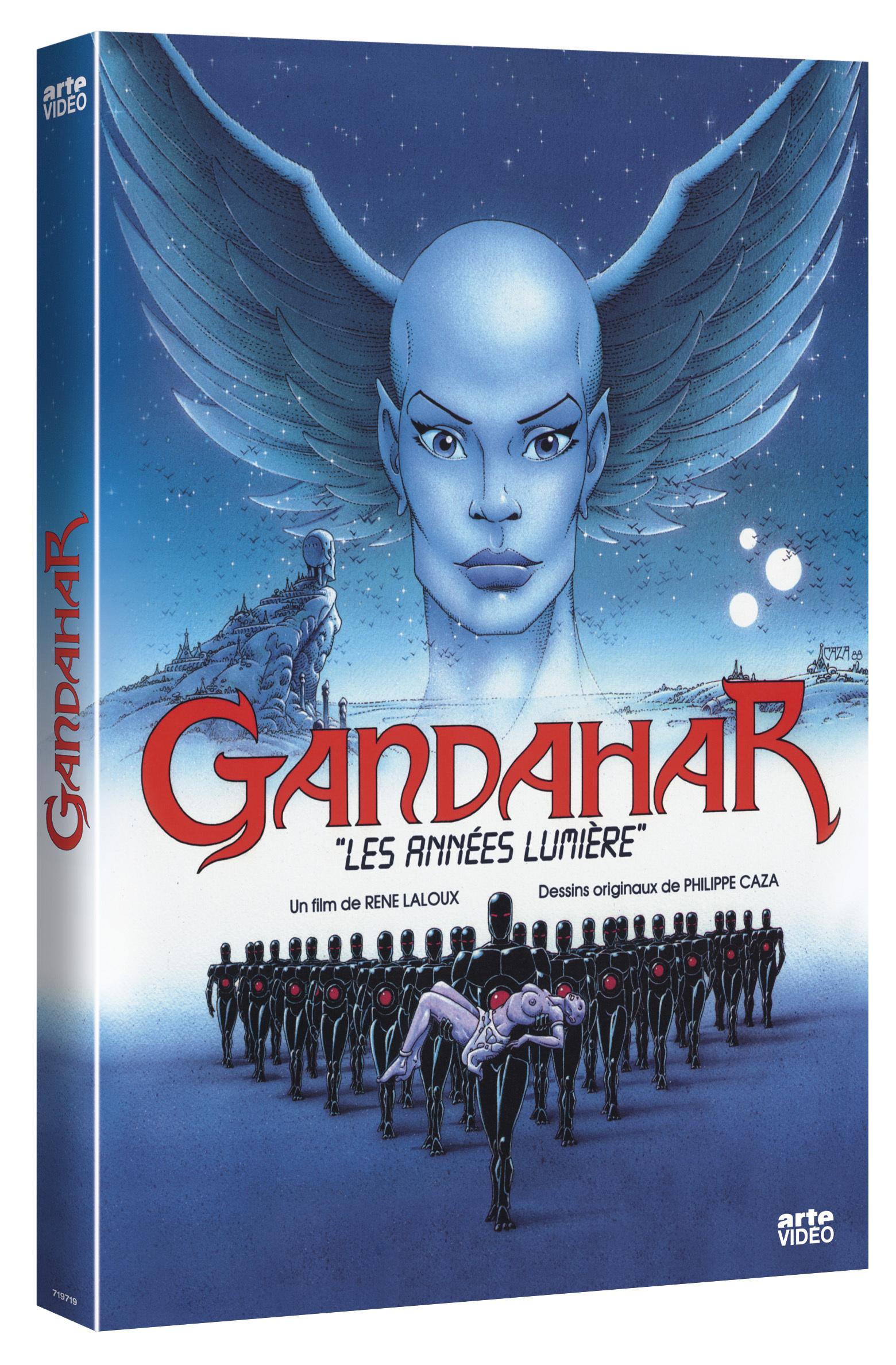 GANDAHAR - DVD