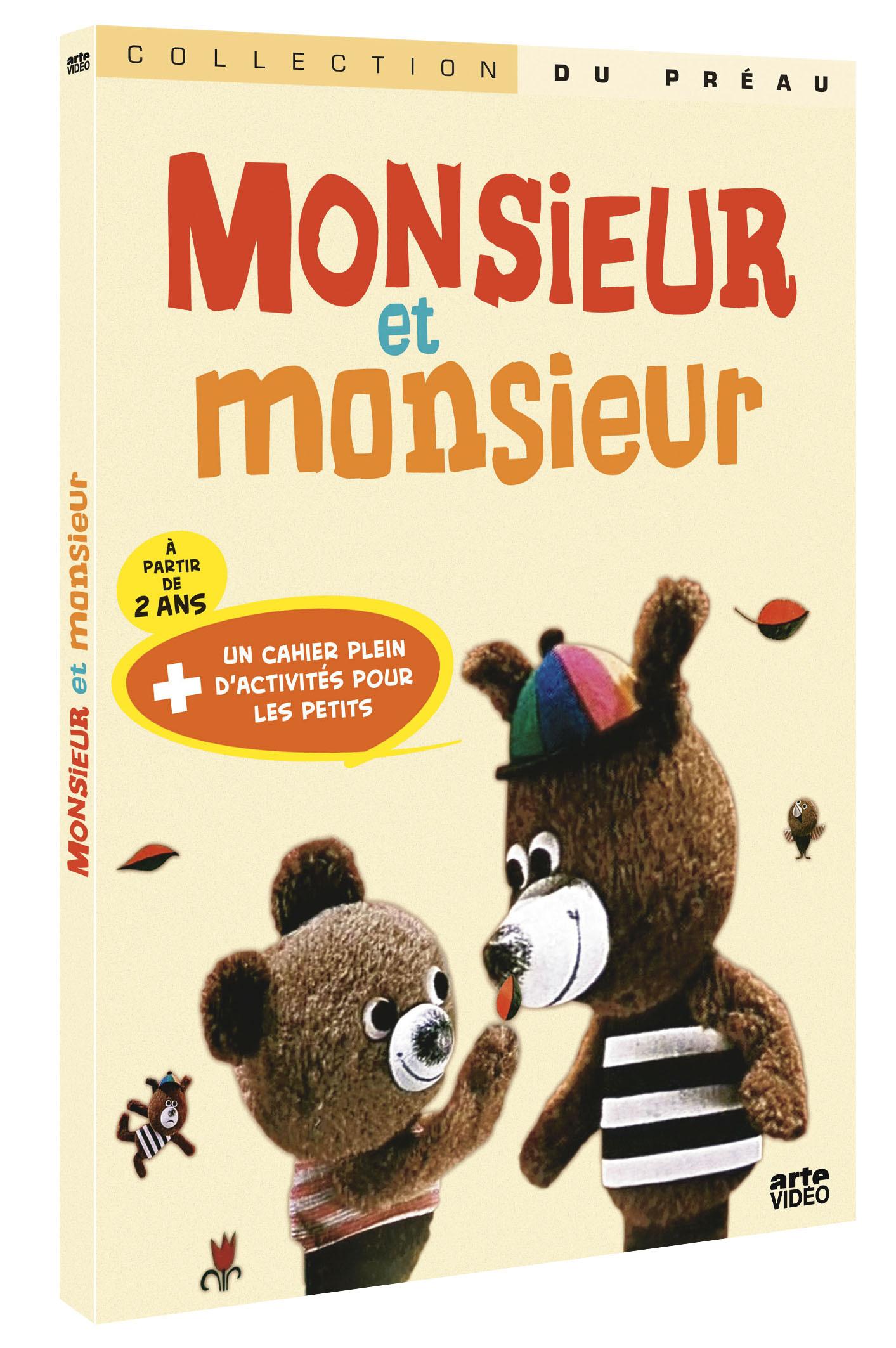 MONSIEUR ET MONSIEUR - DVD