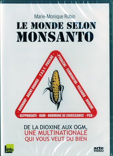 MONDE SELON MONSANTO (LE) - DVD