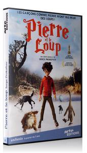 PIERRE ET LE LOUP - DVD