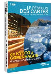 DDC DE KYOTO A COPENHAGUE - 2 DVD