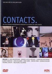 CONTACTS 3 PHOTOGRAPHIE CONCEPTUELLE - DVD