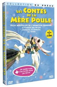 CONTES DE LA MERE POULE (LA) - DVD