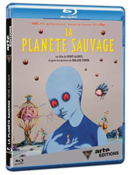 PLANETE SAUVAGE - BLU RAY