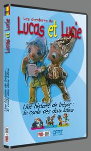 UNE HISTOIRE DE TRESOR : LE CONTE DES DEUX LUTINS (LES AVENTURES DE LUCAS ET LUCIE 2)