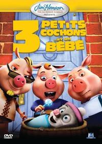 3 PETITS COCHONS ET UN BEBE (LES) - DVD
