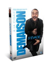 FRANCOIS-XAVIER DEMAISON : DEMAISON S'EVADE - DVD