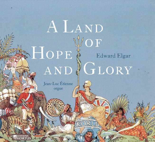 A LAND OF HOPE & GLORY - CD