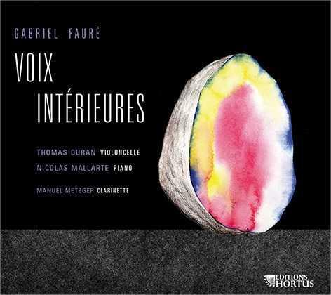 VOIX INTERIEURES - CD