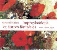 IMPROVISATIONS ET AUTRES FANTAISIES - CD