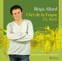 L'ART DE LA FUGUE REEDITION  - CD
