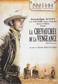 CHEVAUCHEE DE LA VENGEANCE (LA) - DVD