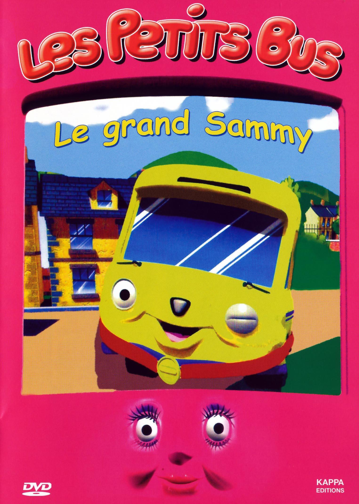 PETITS BUS - LE GRAND SAMMY - DVD