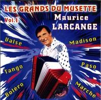 LES GRANDS DU MUSETTE VOL 1-CD