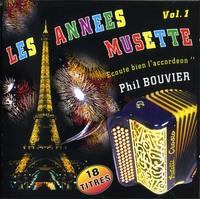 LES ANNEES MUSETTE VOL 1 - CD