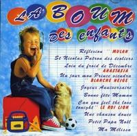LA BOUM DES ENFANTS - CD