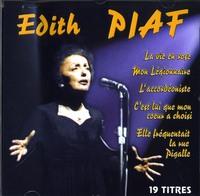 EDITH PIAF - CD